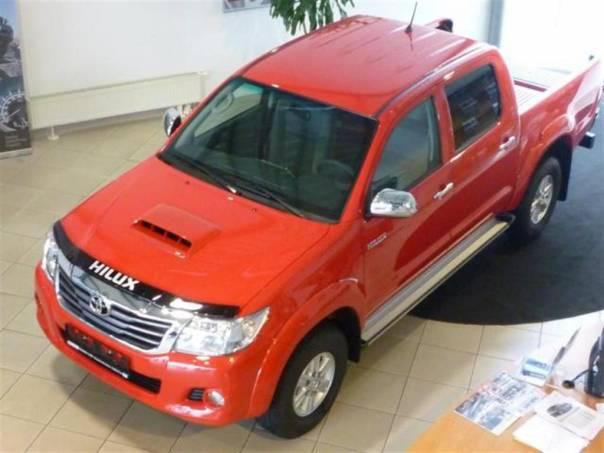 Toyota Hilux DC Luna 2,5 D-4D 5M/T, foto 1 Užitkové a nákladní vozy, Do 7,5 t | spěcháto.cz - bazar, inzerce zdarma