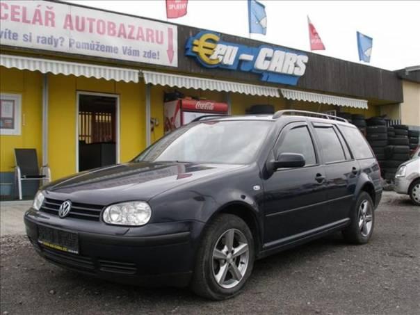 Volkswagen Golf 1,9 TDi,10xAIR,DIGIKLIMA, foto 1 Auto – moto , Automobily | spěcháto.cz - bazar, inzerce zdarma