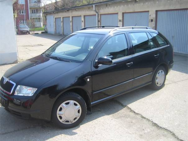 Škoda Fabia Combi Elegance, foto 1 Auto – moto , Automobily | spěcháto.cz - bazar, inzerce zdarma
