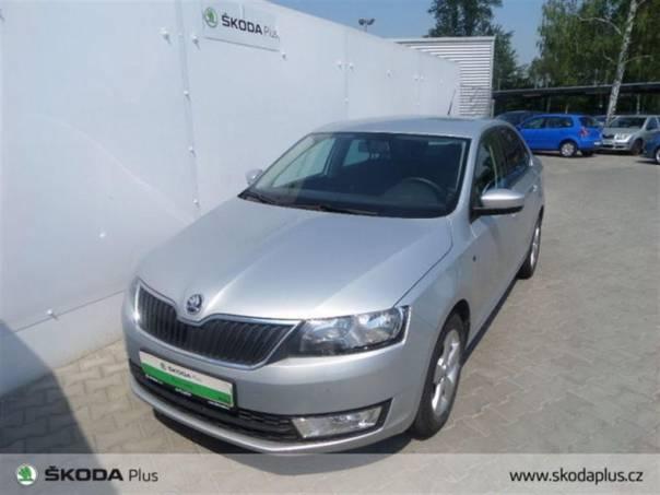 Škoda Rapid 1,2 TSI / 63 kW Ambition, foto 1 Auto – moto , Automobily   spěcháto.cz - bazar, inzerce zdarma