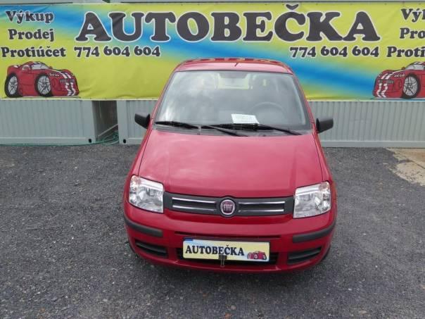 Fiat Panda 1.maj, SERVISKA, foto 1 Auto – moto , Automobily | spěcháto.cz - bazar, inzerce zdarma
