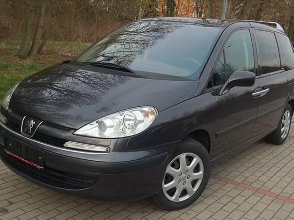 Peugeot 807 2.2 HDi, foto 1 Auto – moto , Automobily | spěcháto.cz - bazar, inzerce zdarma