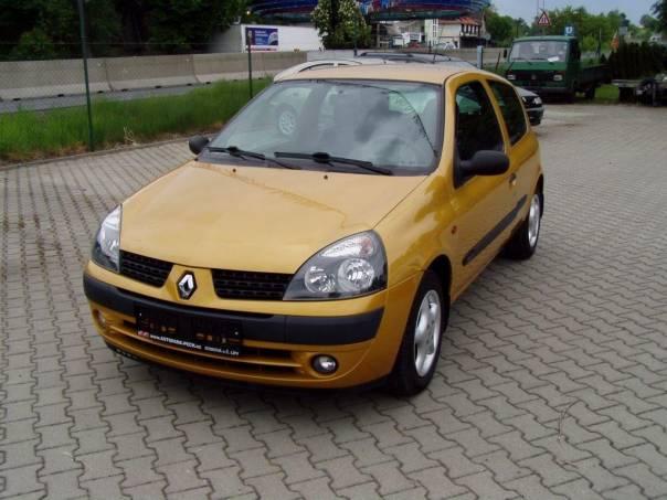 Renault Clio 1,1 poloautomat, foto 1 Auto – moto , Automobily | spěcháto.cz - bazar, inzerce zdarma