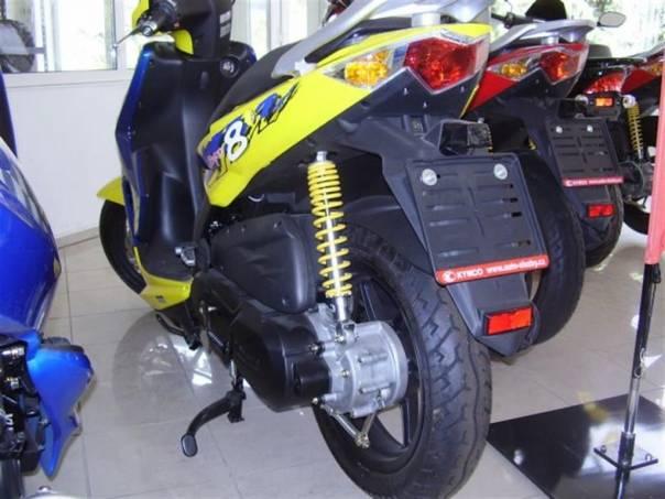 Kymco Super 4T, 2T, foto 1 Auto – moto , Motocykly a čtyřkolky | spěcháto.cz - bazar, inzerce zdarma