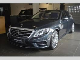 Mercedes-Benz Třída S 500 4MATIC Long  SKLADEM 4.7
