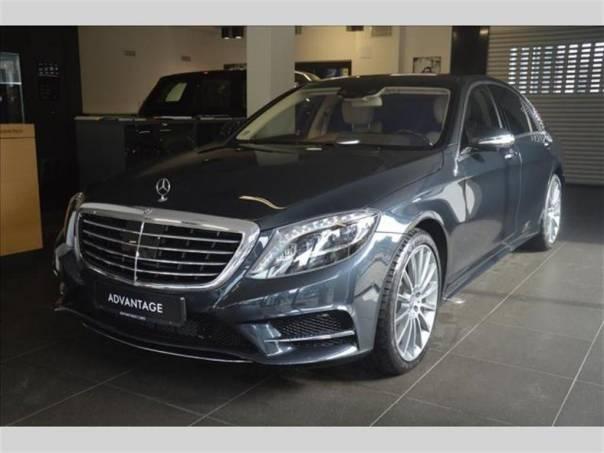 Mercedes-Benz Třída S 500 4MATIC Long  SKLADEM 4.7, foto 1 Auto – moto , Automobily | spěcháto.cz - bazar, inzerce zdarma