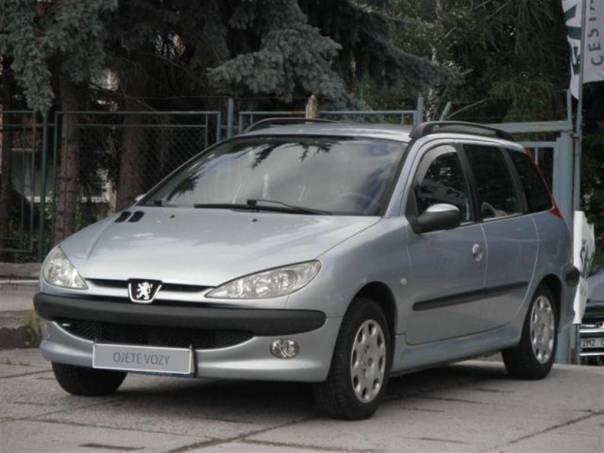Peugeot 206 Combi  1,4  / 55 kW, foto 1 Auto – moto , Automobily | spěcháto.cz - bazar, inzerce zdarma
