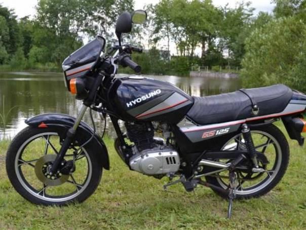 Hyosung  , foto 1 Auto – moto , Motocykly a čtyřkolky | spěcháto.cz - bazar, inzerce zdarma