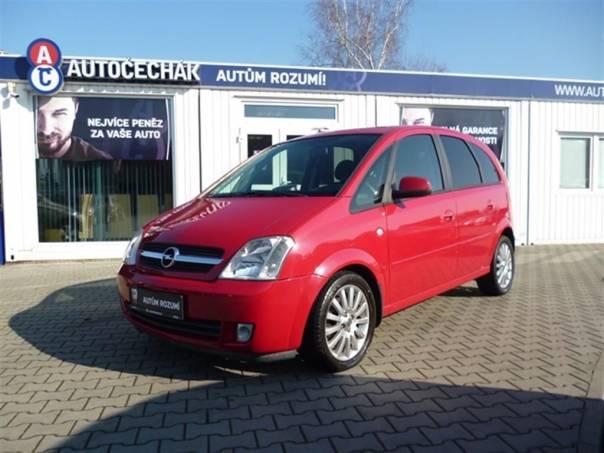 Opel Meriva 1.7 CDTi, KLIMA, SERVISKA, foto 1 Auto – moto , Automobily | spěcháto.cz - bazar, inzerce zdarma