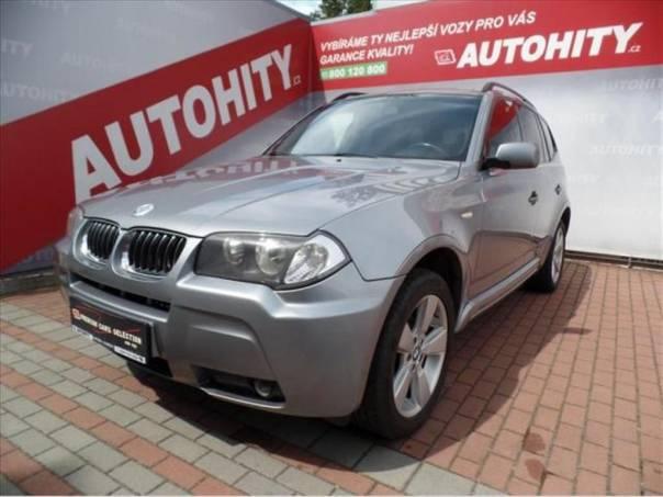 BMW X3 3,0 d M-paket,kůže,Automat, foto 1 Auto – moto , Automobily | spěcháto.cz - bazar, inzerce zdarma