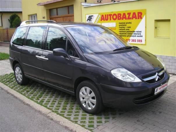 Citroën C8 2.2 HDi Premier, foto 1 Auto – moto , Automobily | spěcháto.cz - bazar, inzerce zdarma