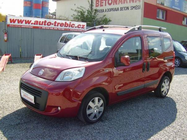 Fiat Qubo 1.4 i SERVISKA, foto 1 Auto – moto , Automobily | spěcháto.cz - bazar, inzerce zdarma