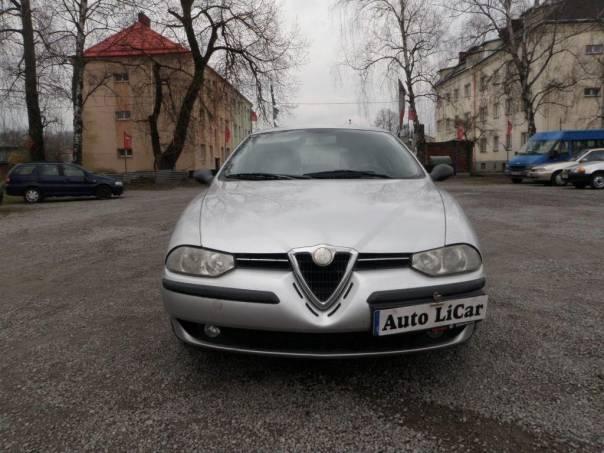 Alfa Romeo 156 Sportwagon 2,0 T.S.-CNG-KLIMA-TOP, foto 1 Auto – moto , Automobily | spěcháto.cz - bazar, inzerce zdarma