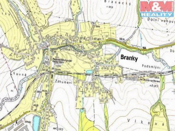 Prodej pozemku, Branky, foto 1 Reality, Pozemky | spěcháto.cz - bazar, inzerce