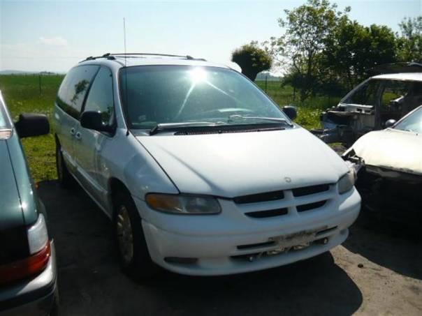 Chrysler Grand Voyager 3,3 V6  2,5 TDi, foto 1 Náhradní díly a příslušenství, Osobní vozy | spěcháto.cz - bazar, inzerce zdarma