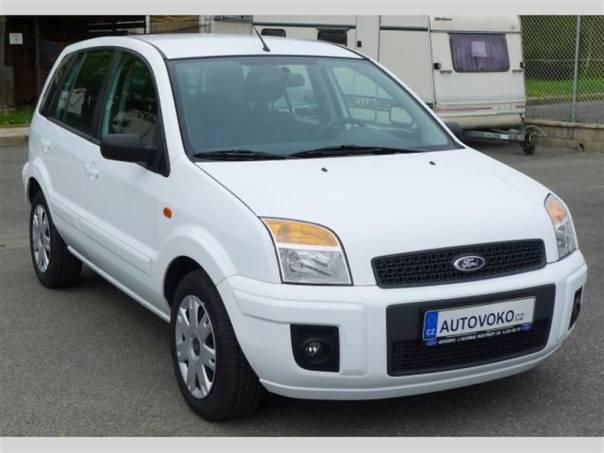 Ford Fusion 1.6 TDCi 66 kW, foto 1 Auto – moto , Automobily | spěcháto.cz - bazar, inzerce zdarma
