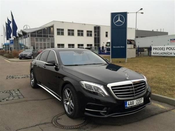 Mercedes-Benz Třída S 350 Bluetec AMG plná výbava, foto 1 Auto – moto , Automobily | spěcháto.cz - bazar, inzerce zdarma