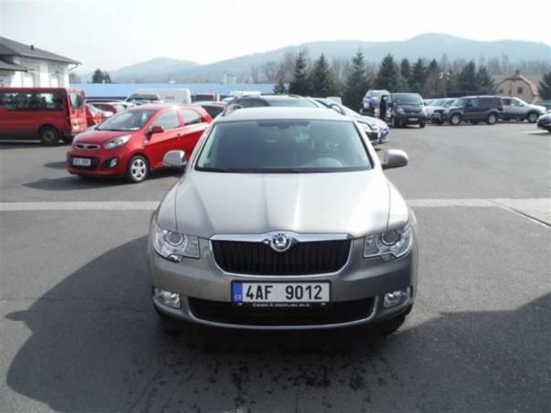 Škoda Superb 2.0 TDi kombi, foto 1 Auto – moto , Automobily | spěcháto.cz - bazar, inzerce zdarma