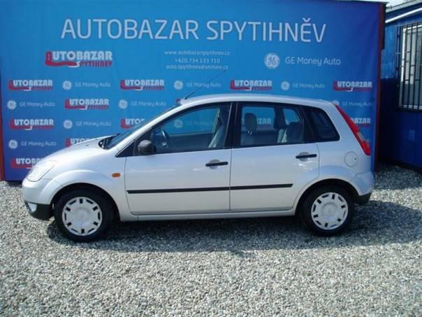 Ford Fiesta 1,4 TDCi Servisní kniha, foto 1 Auto – moto , Automobily   spěcháto.cz - bazar, inzerce zdarma