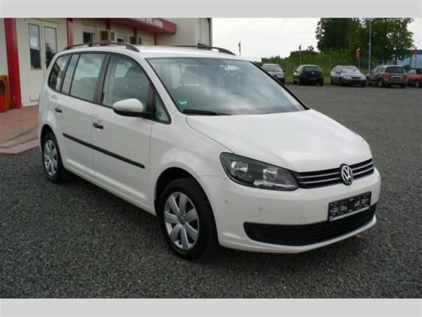 Volkswagen Touran 1.4 TSI+ CNG 110 KW, 7 - MÍST,DSG,.., foto 1 Auto – moto , Automobily | spěcháto.cz - bazar, inzerce zdarma