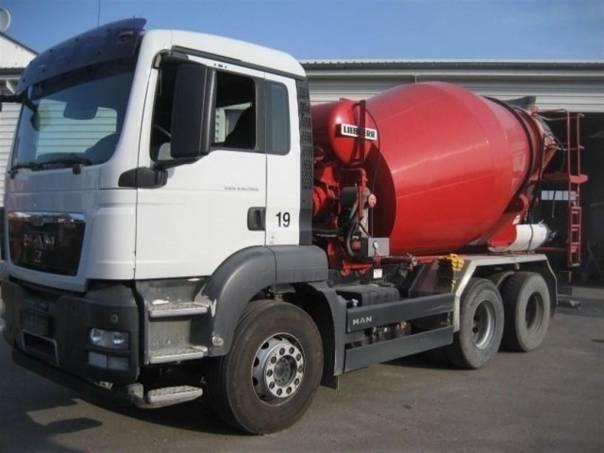 TGS 26.360 6x4 MIX LIEBHER, foto 1 Užitkové a nákladní vozy, Nad 7,5 t | spěcháto.cz - bazar, inzerce zdarma