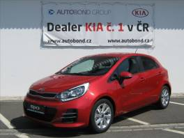 Kia Rio 1.25 CVVT TOP Edition