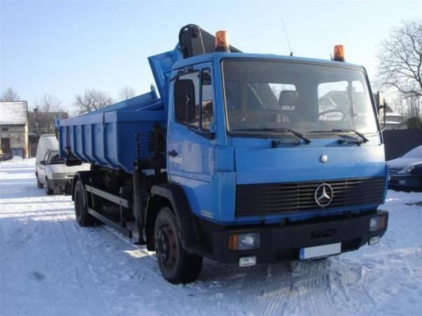 1317 nosič s HR, foto 1 Užitkové a nákladní vozy, Nad 7,5 t | spěcháto.cz - bazar, inzerce zdarma