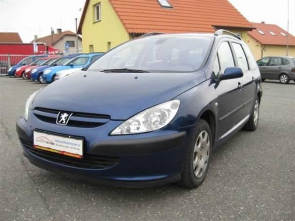 Peugeot 307 2.0 HDi Pack, foto 1 Auto – moto , Automobily | spěcháto.cz - bazar, inzerce zdarma