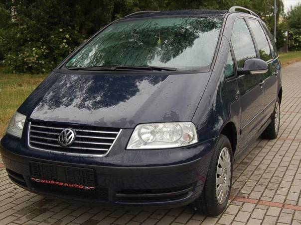 Volkswagen Sharan 1.9 TDi - Perfekt Stav, foto 1 Auto – moto , Automobily | spěcháto.cz - bazar, inzerce zdarma