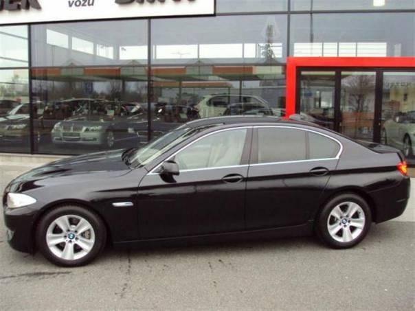 BMW Řada 5 530d xDrive V ZÁRUCE, TOP STAV, foto 1 Auto – moto , Automobily | spěcháto.cz - bazar, inzerce zdarma