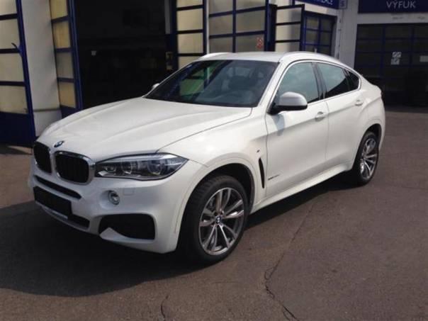 BMW X6 xDrive30d, Mpaket, adaptive LED, komf.sedačky, foto 1 Auto – moto , Automobily | spěcháto.cz - bazar, inzerce zdarma