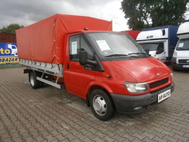 Ford Transit 420L VALNÍK PLACHTA CZ 43.000KM, foto 1 Užitkové a nákladní vozy, Do 7,5 t | spěcháto.cz - bazar, inzerce zdarma