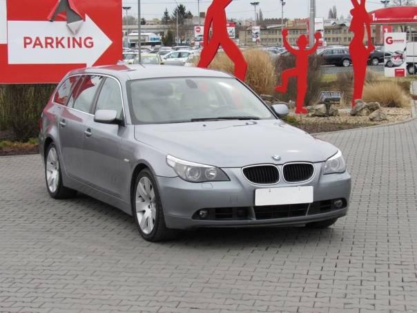 BMW Řada 5  2.5 d, xenony, automat, foto 1 Auto – moto , Automobily | spěcháto.cz - bazar, inzerce zdarma