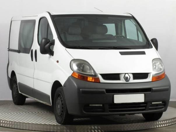 Renault Trafic 1.9 dCi 80, foto 1 Užitkové a nákladní vozy, Do 7,5 t | spěcháto.cz - bazar, inzerce zdarma