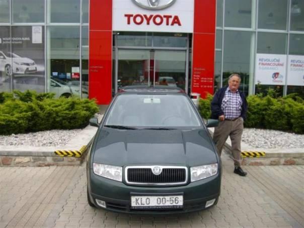 Škoda Fabia 1,4 74KW 1MAJ SER KN CZ COMBI, foto 1 Auto – moto , Automobily | spěcháto.cz - bazar, inzerce zdarma