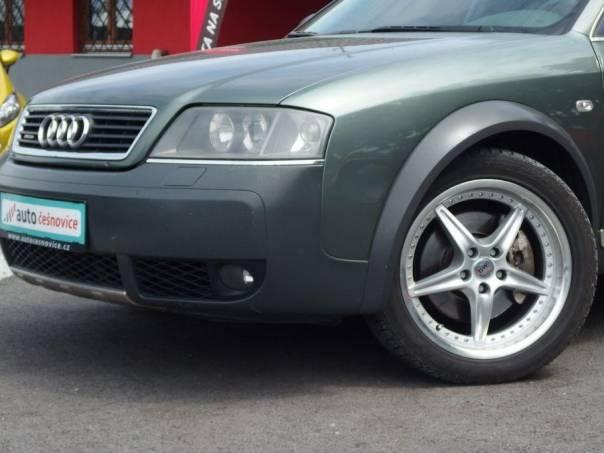 Audi A6 Allroad 2.5 TDI, foto 1 Auto – moto , Automobily | spěcháto.cz - bazar, inzerce zdarma