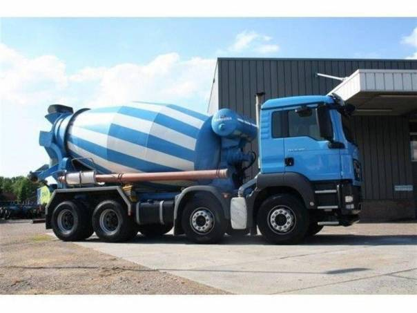 32.400 8x4 mix, foto 1 Užitkové a nákladní vozy, Nad 7,5 t | spěcháto.cz - bazar, inzerce zdarma