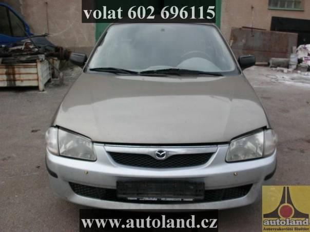 Mazda 323 2,0, foto 1 Náhradní díly a příslušenství, Ostatní | spěcháto.cz - bazar, inzerce zdarma
