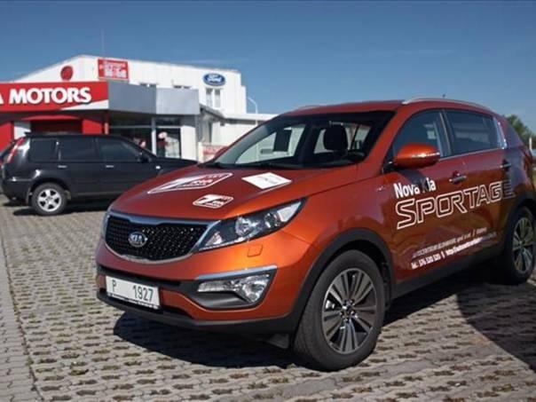 Kia Sportage 2.0 SL 2,0 CRDi 4x4 EXCLUSIVE, foto 1 Auto – moto , Automobily | spěcháto.cz - bazar, inzerce zdarma