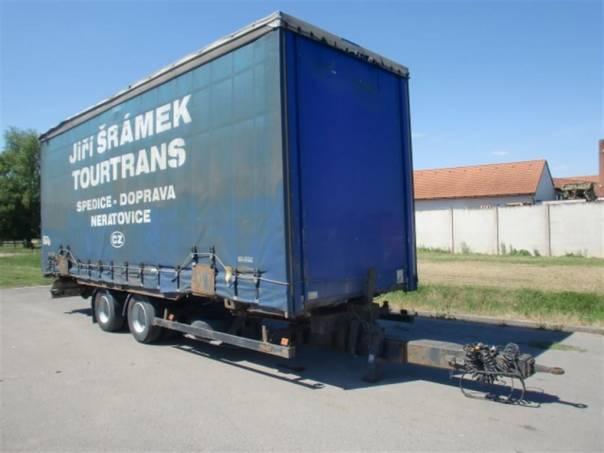 YWE 18P (ID 8973), foto 1 Užitkové a nákladní vozy, Přívěsy a návěsy   spěcháto.cz - bazar, inzerce zdarma