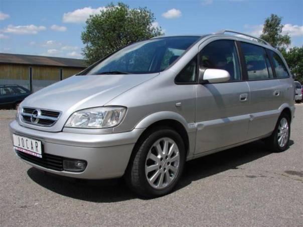 Opel Zafira 2,0DTi Clima,ESP,Alu,SERVISKA, foto 1 Auto – moto , Automobily | spěcháto.cz - bazar, inzerce zdarma