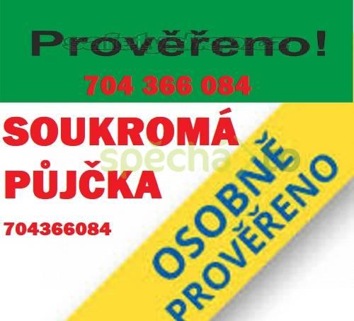 SOUKROMÁ PŮJČKA - PROVĚŘENO, foto 1 Obchod a služby, Finanční služby | spěcháto.cz - bazar, inzerce zdarma