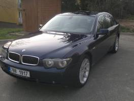 BMW Řada 7 730d E65