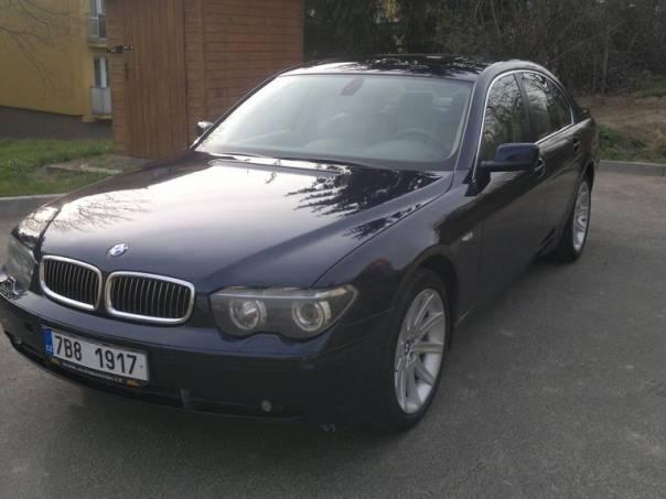 BMW Řada 7 730d E65, foto 1 Auto – moto , Automobily | spěcháto.cz - bazar, inzerce zdarma