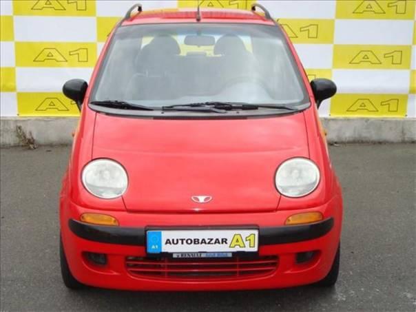 Daewoo Matiz 0.8 TOP!KLIMA!, foto 1 Auto – moto , Automobily | spěcháto.cz - bazar, inzerce zdarma