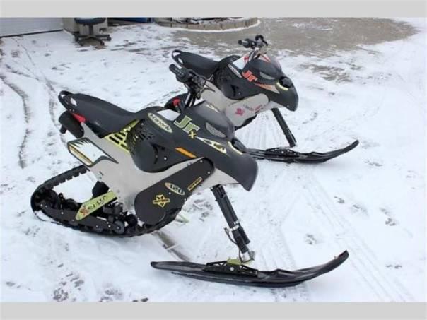 SnowHawk JR60, foto 1 Auto – moto , Motocykly a čtyřkolky | spěcháto.cz - bazar, inzerce zdarma