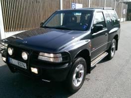 Opel Frontera Sport 2.0 85kW,Rám+nášlapy, Tažné