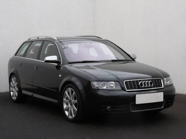 Audi S4  4.2 V8, Serv.kniha, xenon, foto 1 Auto – moto , Automobily | spěcháto.cz - bazar, inzerce zdarma