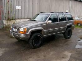 Jeep Grand Cherokee Jeep 5,9 LPG, Selec-trak, naviják , Auto – moto , Automobily  | spěcháto.cz - bazar, inzerce zdarma