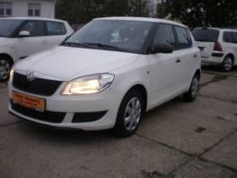 Škoda Fabia 1.2 TSi,63 KW,ČR,1 MAJ.SERV.KN